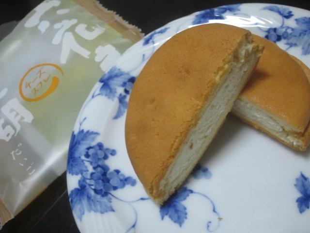 IMG 0054 - 六花亭醍醐チーズスフレとブラックカランズジャムの百歳