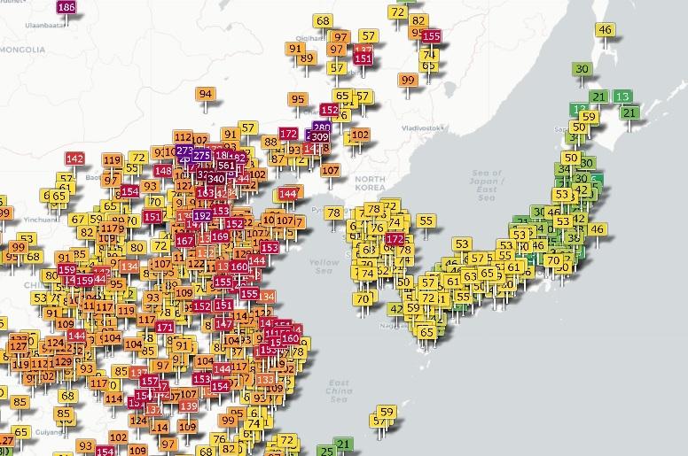 2f50e5688b541d8e9b06f9df8f4ab0fd - 工場が止まって地球の空気が綺麗になったというけれど中国だけはそのまま