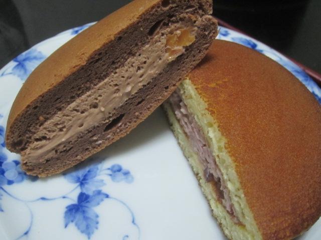 IMG 0012 - モリモトの北海道苺な生どら焼きとふわチョコスフレ