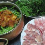 IMG 0017 150x150 - 小松菜白菜にサラダほうれん草で豚しゃぶ鍋