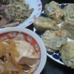 IMG 0019 150x150 - 肉豆腐と餃子と昨日の残りのジンギスカン野菜炒め
