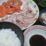 IMG 0029 150x150 - ブリとサーモンの刺身に山芋の千切り梅酢和え