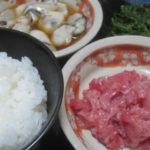 IMG 0039 150x150 - 和歌山の畜養マグロの中落ちとサロマ湖の生カキご飯