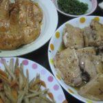 IMG 0048 150x150 - 業務用ブラジル鶏モモ肉2kgを購入して半分焼いて更に手羽先も追加