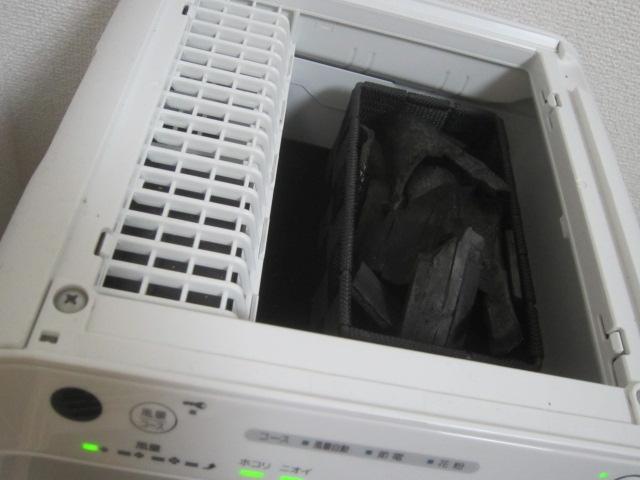 IMG 0117 - 南九州産な竹炭をお部屋の空気浄化用に2kgほど買ってみた