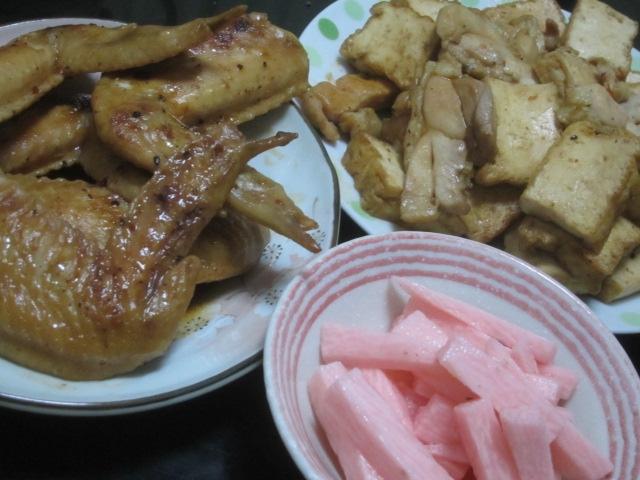 IMG 0122 - 最近の我が家で一番食卓に出てくるのは厚揚げ豆腐だったりします