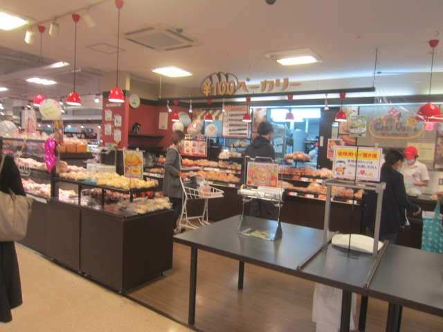 IMG 0342 - コープさっぽろルーシー店からソシア店でどっちが広いかとか併設店とか比較 後編