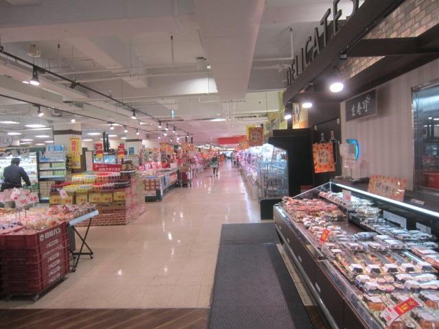 IMG 0344 - コープさっぽろルーシー店からソシア店でどっちが広いかとか併設店とか比較 後編