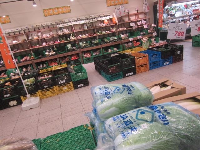 IMG 0347 - コープさっぽろルーシー店からソシア店でどっちが広いかとか併設店とか比較 後編