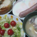 IMG 0171 150x150 - アンコウの正肉な味噌汁とパン食について