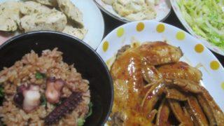 IMG 0189 320x180 - 炊き込みご飯な蛸飯を買って食べたら期待程じゃなかった