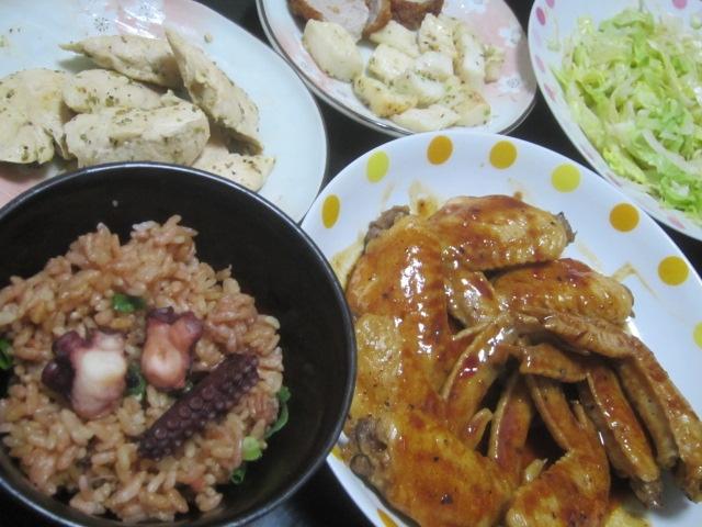 IMG 0189 - 炊き込みご飯な蛸飯を買って食べたら期待程じゃなかった