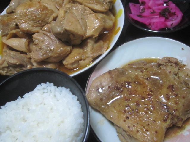 IMG 0226 - ブラジル鶏モモ肉2kgを全部纏めて焼いて頂きました