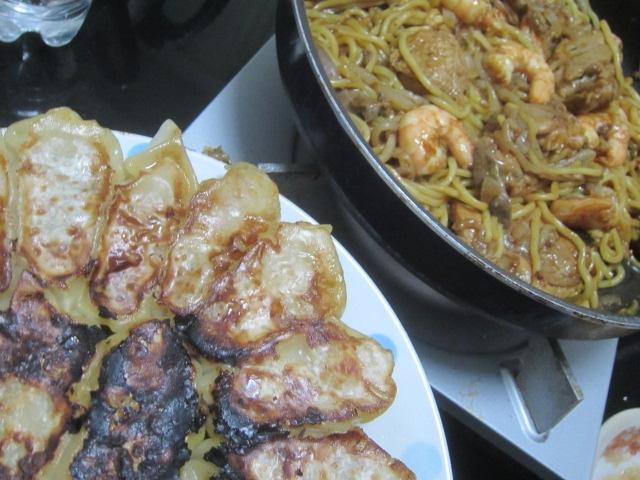 IMG 0227 - ブラジル鶏モモ肉2kgを全部纏めて焼いて頂きました