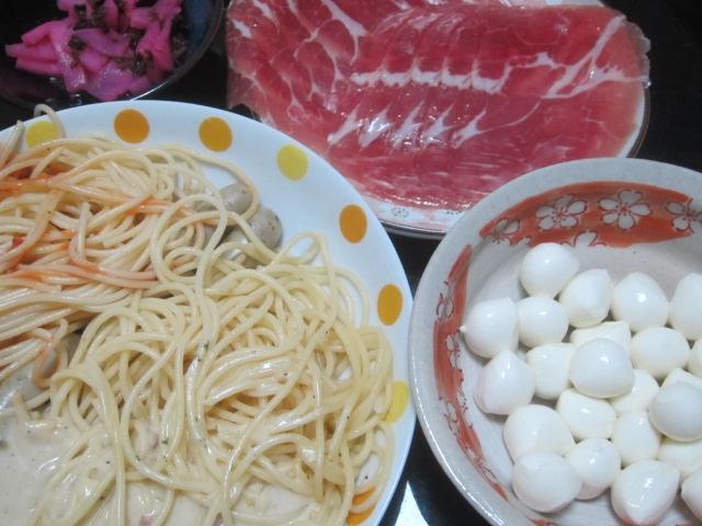 IMG 0228 - マグロとニシンとアジとイカでお魚晩御飯