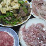 IMG 0231 150x150 - マグロとニシンとアジとイカでお魚晩御飯