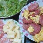 IMG 0295 150x150 - 最近チーズ食べ過ぎだろうか茄子チーズベーコンとカレー晩御飯
