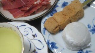 IMG 0393 320x180 - 水菜いっぱいの牡蠣鍋で豚しゃぶしたりブリしゃぶしたり
