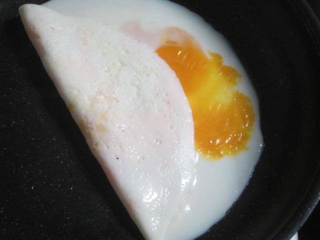 IMG 0406 - 目玉焼きの一番美味しい焼き方