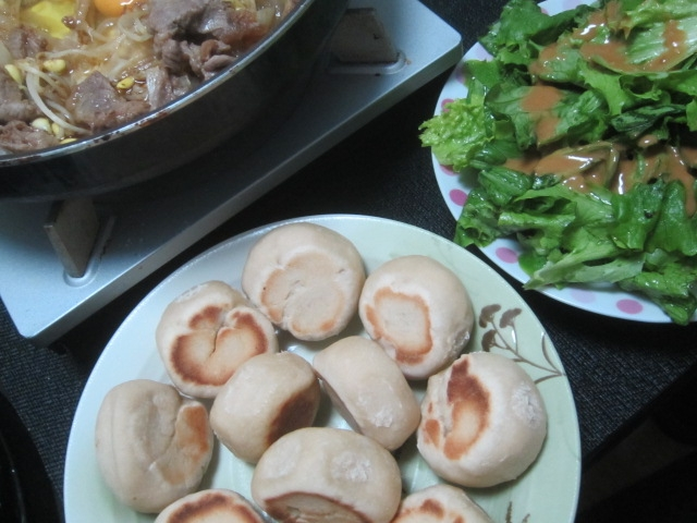 IMG 0432 - あまり発酵させずに自宅パン焼いて食べてみた感想