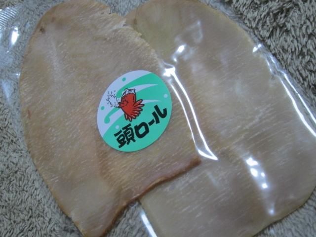 IMG 0526 - 鮭と鰆の切り身と豚汁とタコ頭ロール