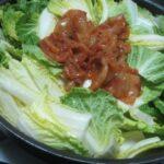 IMG 0598 150x150 - 去年の漬物を白菜しゃぶしゃぶで全部消費できました / カマンベールピザ