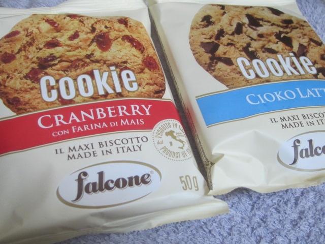 IMG 0601 - ファルコーネのミルクチョコレートクッキー(1枚200円)が美味しかった