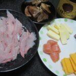 IMG 0614 150x150 - マダイとキンメダイのお刺身の味くらべ