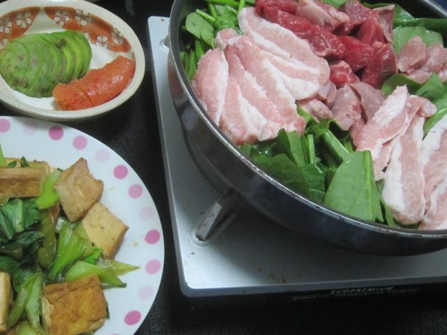 IMG 0668 - 焼肉晩御飯と北海道苫前町産かぼちゃモナカ