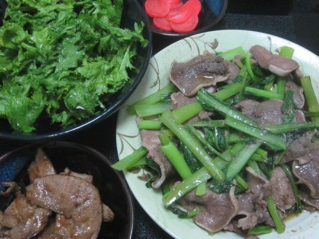 IMG 0743 - やたら美味しそうな牛タンと普通の豚タンを一緒に焼いた結果