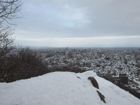 IMG 01101 480x360 - 冬の雪山登山に挑戦 / 円山に登ってきましたPart2