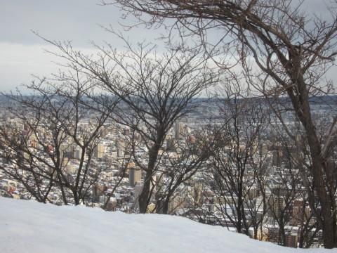 IMG 0118 480x360 - 冬の雪山登山に挑戦 / 円山に登ってきましたPart2