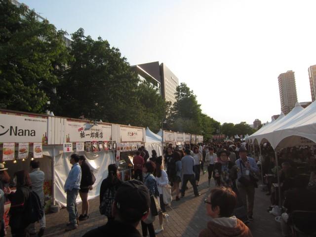IMG 00591 640x480 - 札幌大通公園 ~ライラック祭り2015~