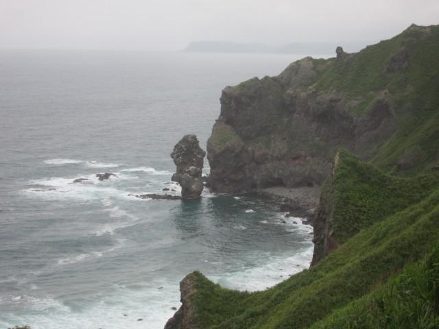IMG 0080 640x480 - 積丹半島 神威岬の端まで行ってみた / 後編