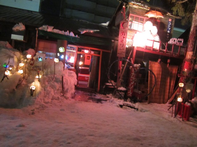 IMG 0071 640x480 - 第18回 小樽雪あかりの路2016 夜の部 / 後編