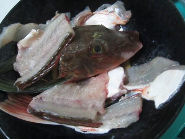 IMG 0068 640x480 - カナガシラの捌き方 / ルーシーコープで小樽の海産祭りやってた