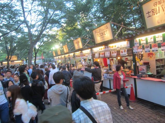 IMG 0077 640x480 - 札幌オータムフェストにていろいろ食べ歩き2016