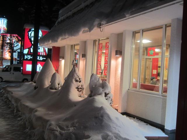 IMG 0006 640x480 - 今年の札幌は雪が降るのが随分遅かったように思います