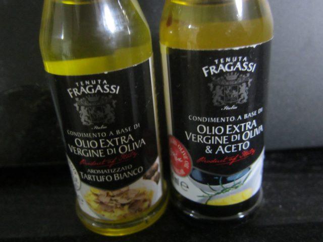 IMG 0054 640x480 - ベルデ・アブルッツォとかゆーお高いオリーブ油を試してみた
