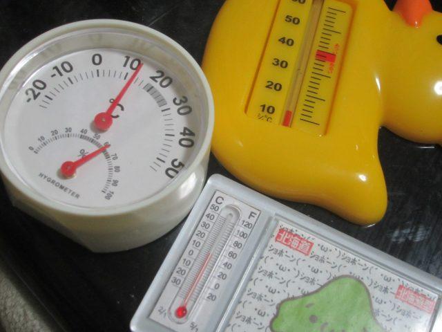 IMG 0017 640x480 - お風呂のひよこさん温度計とかを購入してみました