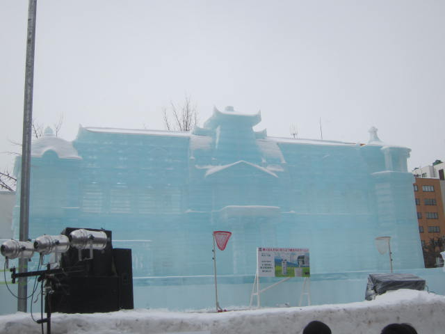 IMG 0035 1 - さっぽろ雪祭り2017年Part1 ~大雪像関係~
