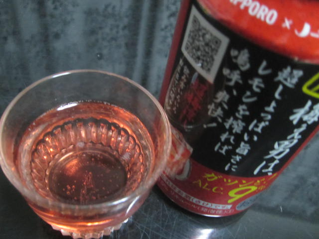 IMG 0033 - 最近お気に入りのお酒な男梅9%と鶯宿梅の原酒ゆめひびき