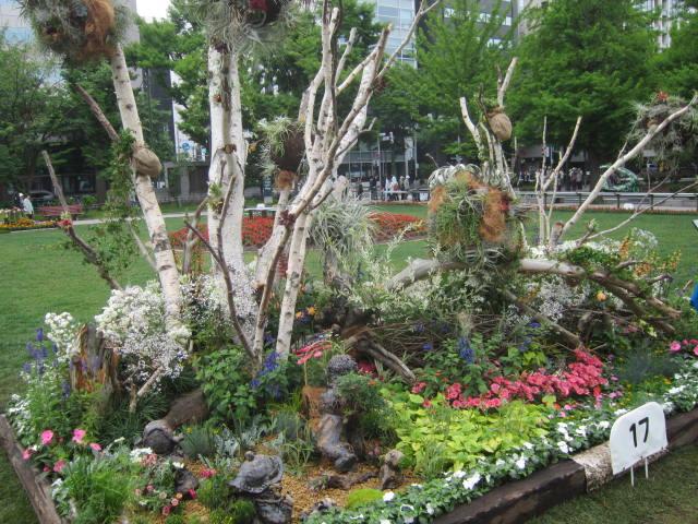 IMG 0079 - 花フェスタ2017札幌とゆー大通公園のイベントに行って来ました 前編