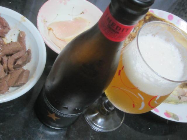 IMG 0109 - イネディット、ラーデベルガー、ブルームーンを飲んでみた