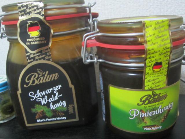 IMG 0012 1 - シュヴァルツヴァルトな蜂蜜(モミとマツの木)とかを通販で1.5kgくらい買ってみた