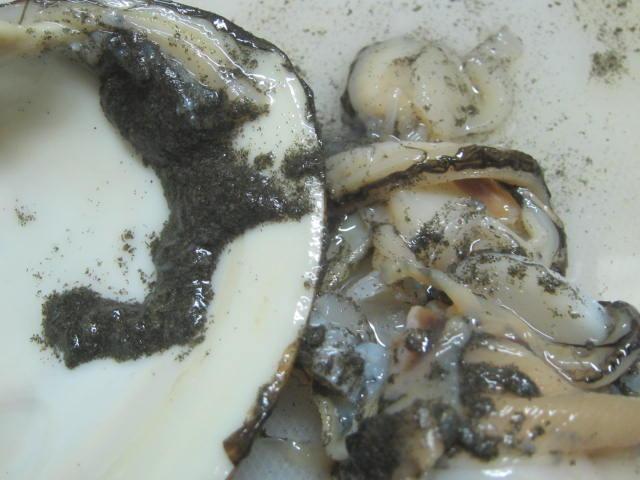 IMG 0013 - 北寄貝(ホッキガイ)を買ってきて家で捌いて食べてみた