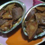 セネガルのカラコール貝がアワビより美味しかった