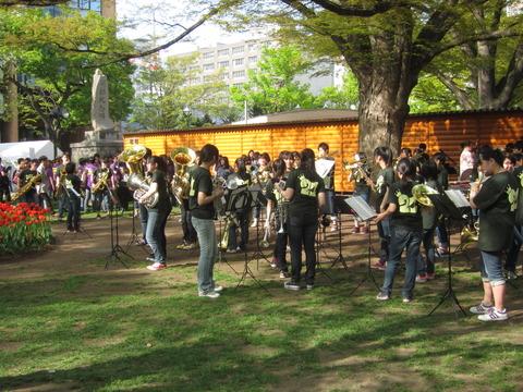 01333e31 s - 札幌大通公園 ~ライラック祭り2013 前編~