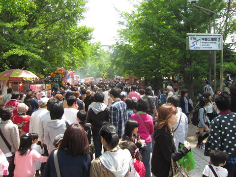 019811b9 s - 北海道神宮例祭 ~中島公園編~