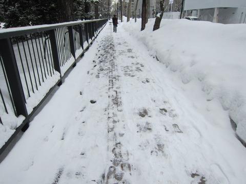 050dccb8 s - 北海道の道ってツルツル滑る?